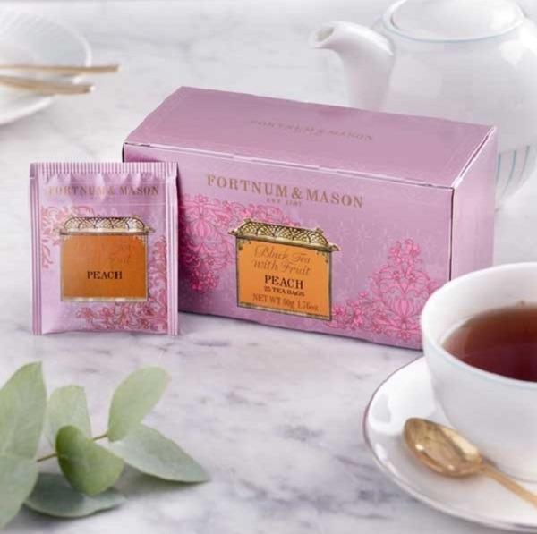 蜜桃紅茶25入茶包