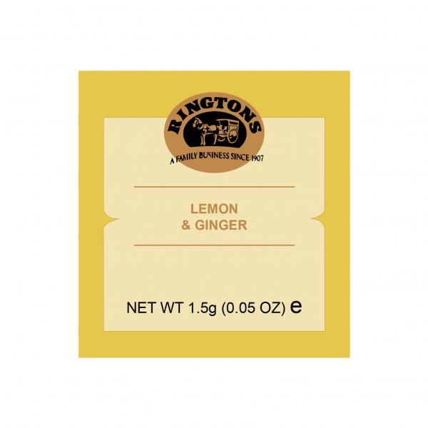 檸檬生薑果乾茶小茶包