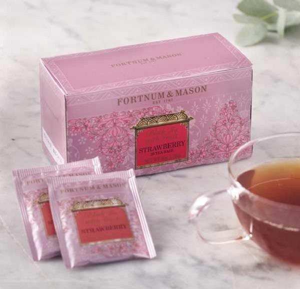 草莓紅茶25入茶包