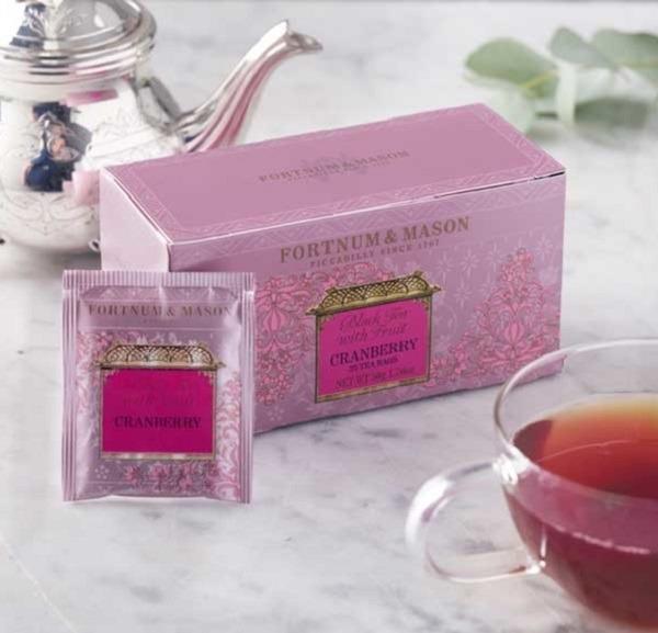 蔓越莓紅茶25入茶包