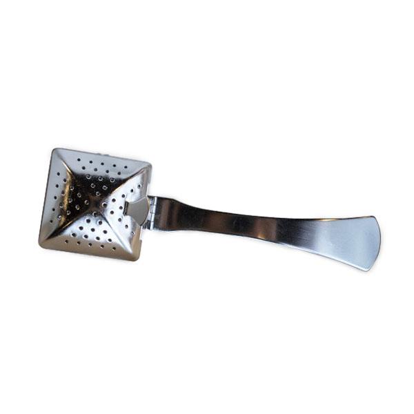 方型濾茶匙(銀)