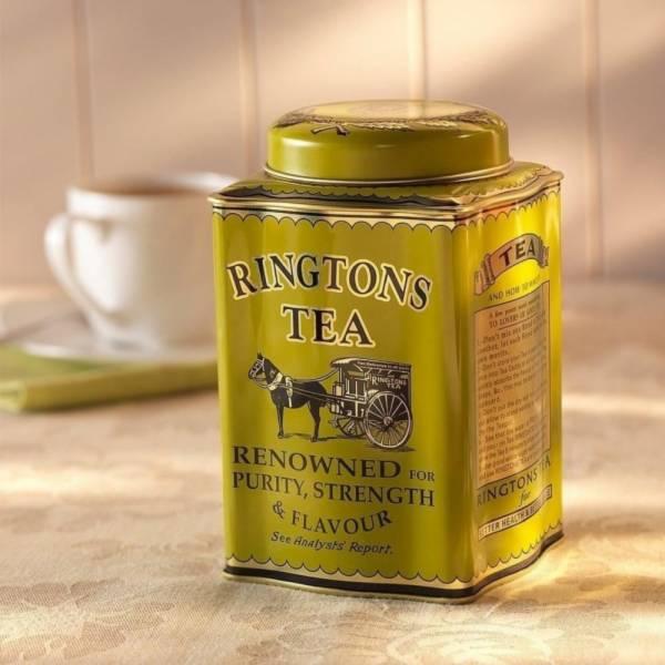 Ringtons茶罐(空罐)