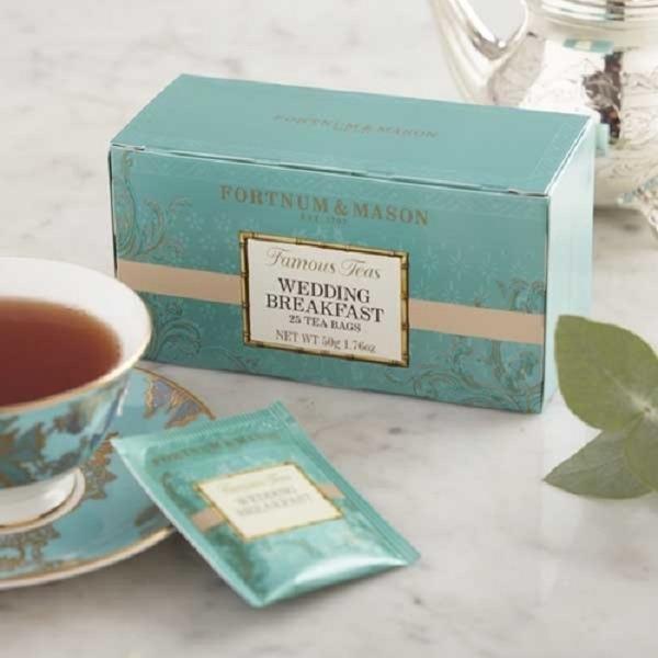 婚禮早餐混紡紅茶25入茶包