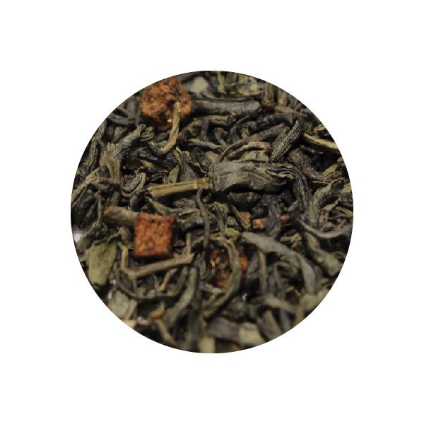 F&M蘋果綠茶散茶10公克