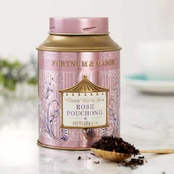 玫瑰包種紅茶罐