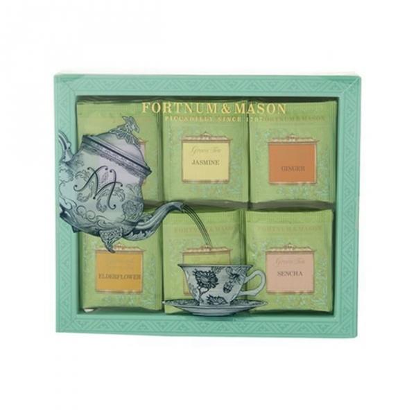 水果綠茶包60入禮盒