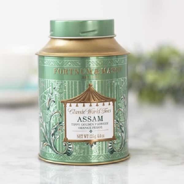 阿薩姆TGFOP紅茶罐