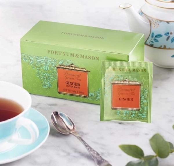 生薑綠茶25入茶包