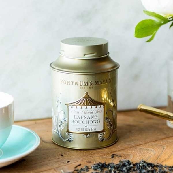正山小種紅茶罐