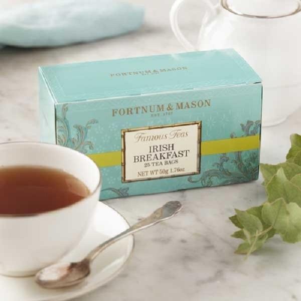 愛爾蘭早餐混紡紅茶25入茶包
