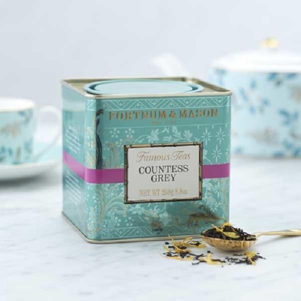 伯爵夫人混紡紅茶罐
