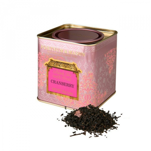 蔓越莓紅茶罐