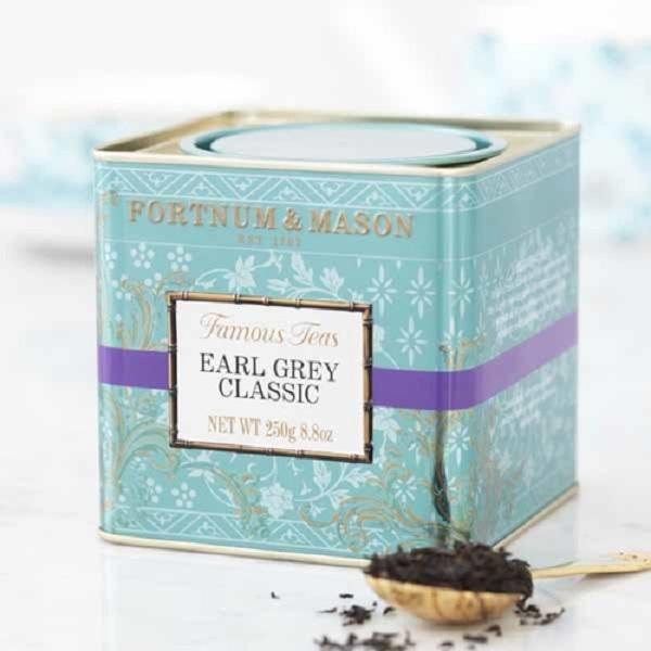 經典伯爵混紡紅茶罐