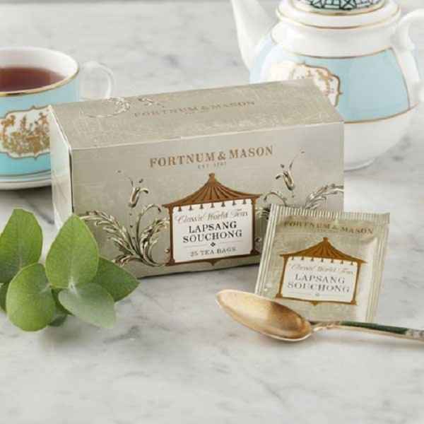 正山小種紅茶25入茶包