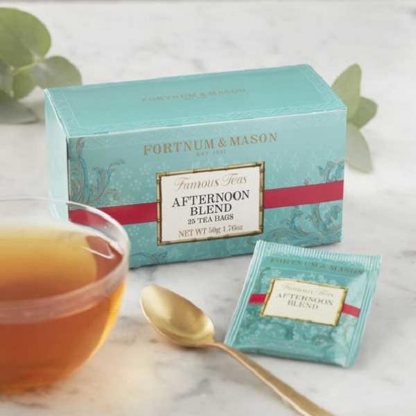 下午茶混紡紅茶25入茶包
