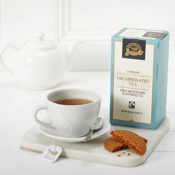 無咖啡因紅茶25入茶包