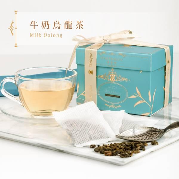 No.201牛奶烏龍茶25入大葉裸茶包