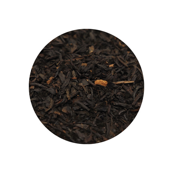 F&M蜜桃紅茶散茶10公克