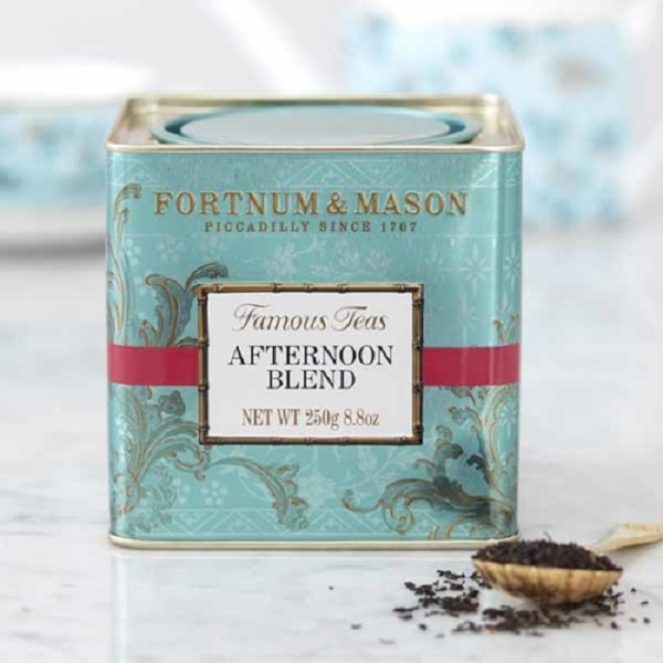 下午茶混紡紅茶罐