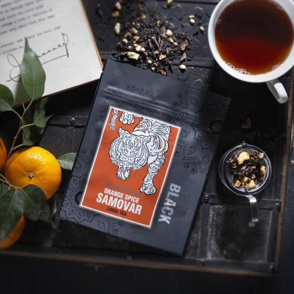 橙花紅茶散茶包