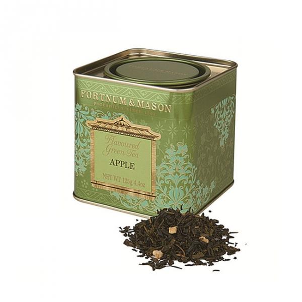 蘋果綠茶罐