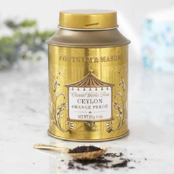 錫蘭OP紅茶罐