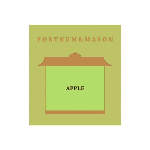蘋果綠茶小茶包