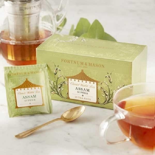 阿薩姆紅茶25入茶包