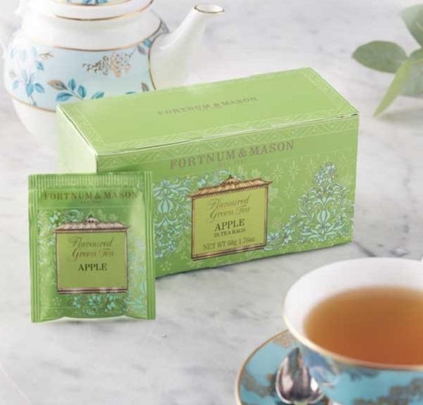 蘋果綠茶25入茶包