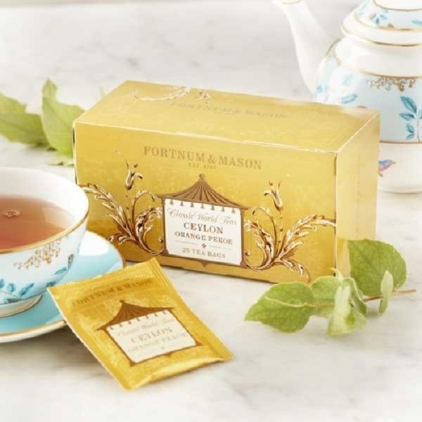 錫蘭OP紅茶25入茶包