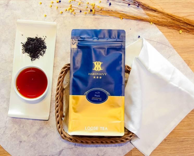 NO.21 蜜桃紅茶散茶袋