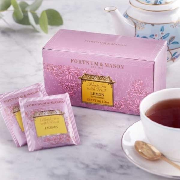 檸檬紅茶25入茶包