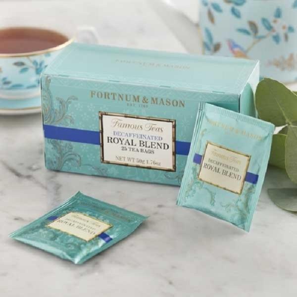無咖啡因皇家混紡紅茶25入茶包