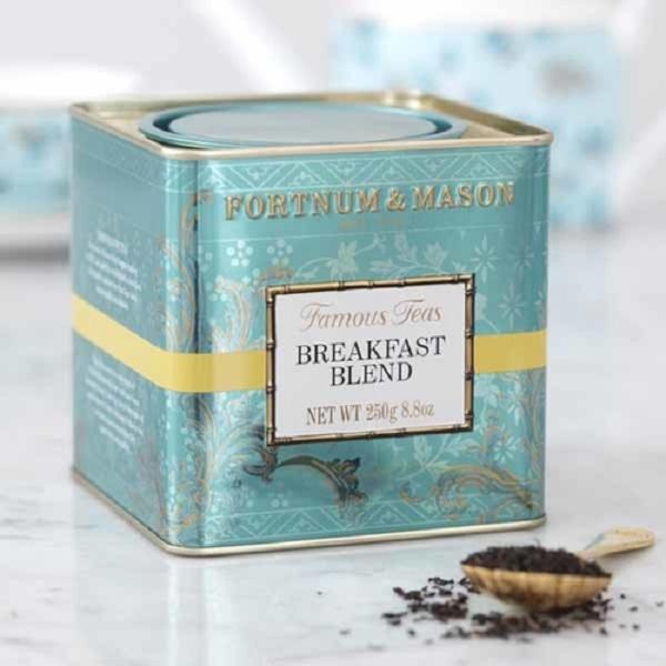 英式早餐混紡紅茶罐