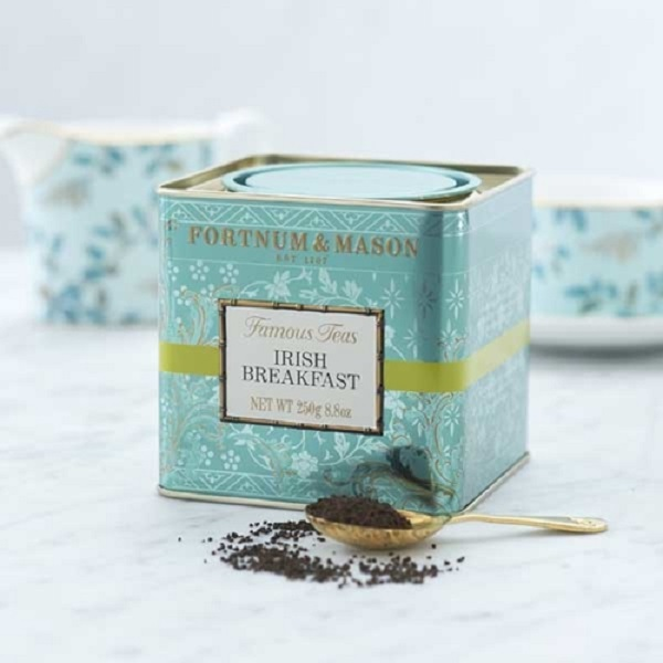 愛爾蘭早餐混紡紅茶罐