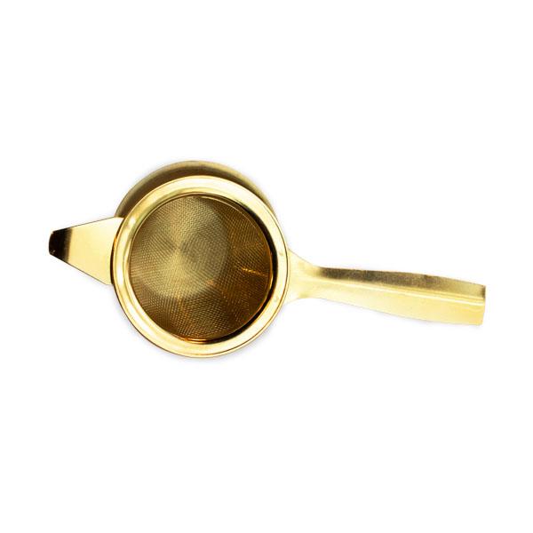經典濾茶匙(金)
