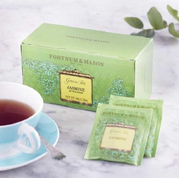 茉莉花綠茶25入茶包