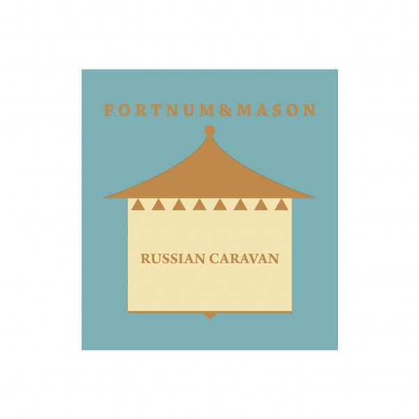 俄羅斯大篷車紅茶小茶包