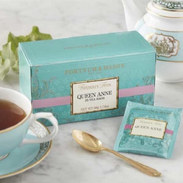 安妮女王混紡紅茶25入茶包