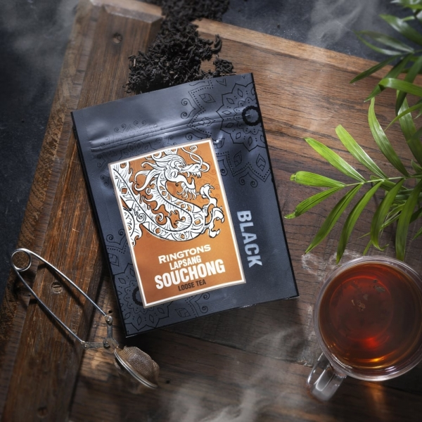 正山小種散茶包