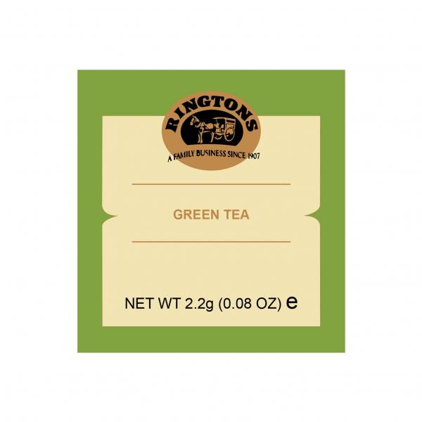 公平交易綠茶小茶包