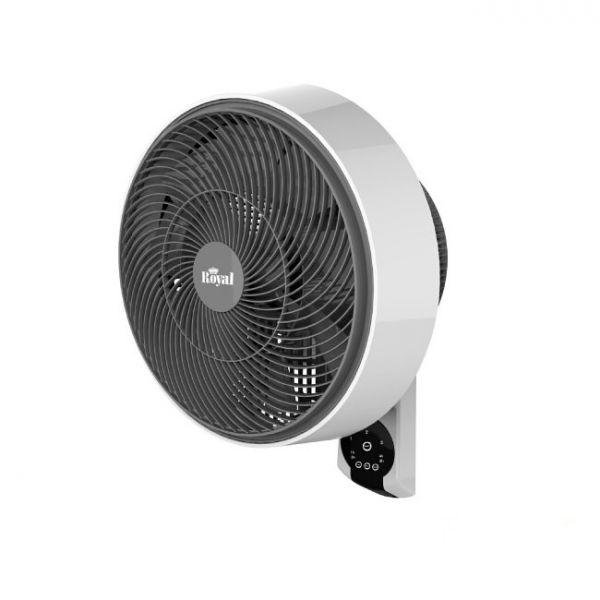 【Royal】 壁掛式遙控強風循環扇