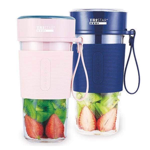 【TRISTAR 三星】 電動果汁機隨行杯