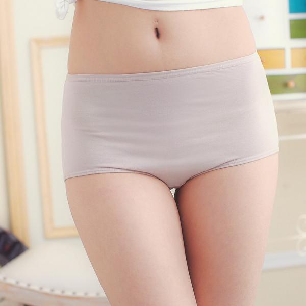 TJP 零著感嫘縈蠶絲中腰褲-咖啡色