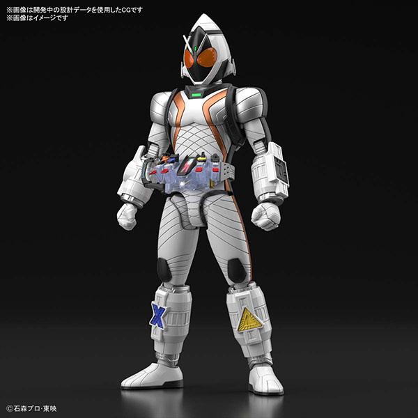 BANDAI 萬代 | Figure-rise Standard 假面騎士FOURZE 基本形態 | 組裝模型 (預訂2021年9月)