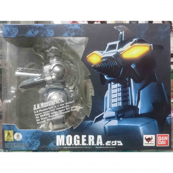 BANDAI 代理 | S.H.MonsterArts SHM 摩傑拉 shm,摩傑拉,萬代,BANDAI,MOGERA