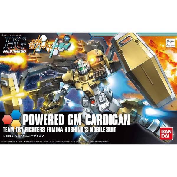 BANDAI 萬代 HGBF #019 1/144 鋼彈創鬥者 | 重裝高出力型吉姆 | 組裝模型