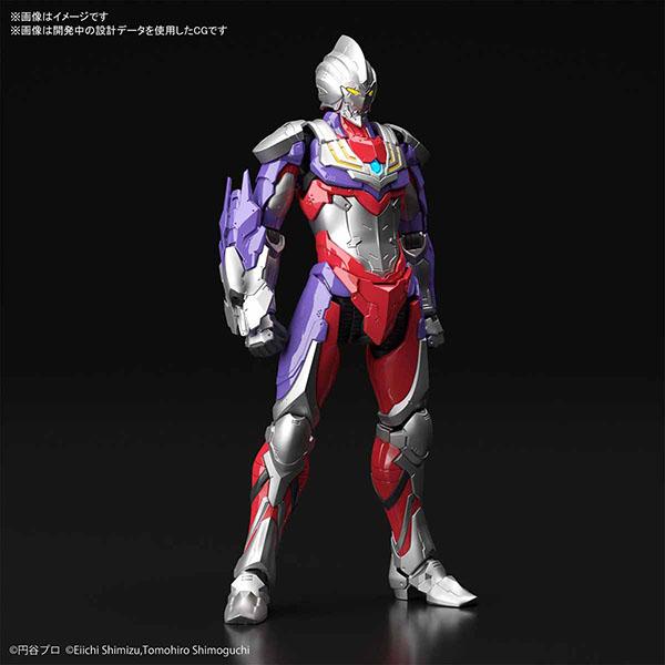 BANDAI 萬代 | Figure-rise Standard 1/12 超人力霸王戰鬥服 | TIGA(迪卡) 組裝模型