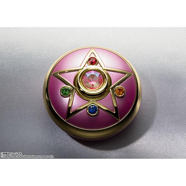 BANDAI 萬代 | PROPLICA Crystal Star 月光水晶變身盒 (預訂2020年10月)