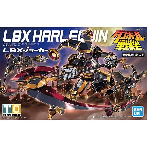 BANDAI 萬代 LBX 紙箱戰機 | 小丑 | 組裝模型
